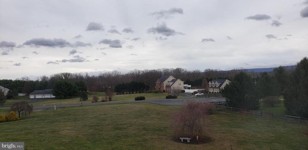 View - 55 FOX LN, WHITE POST