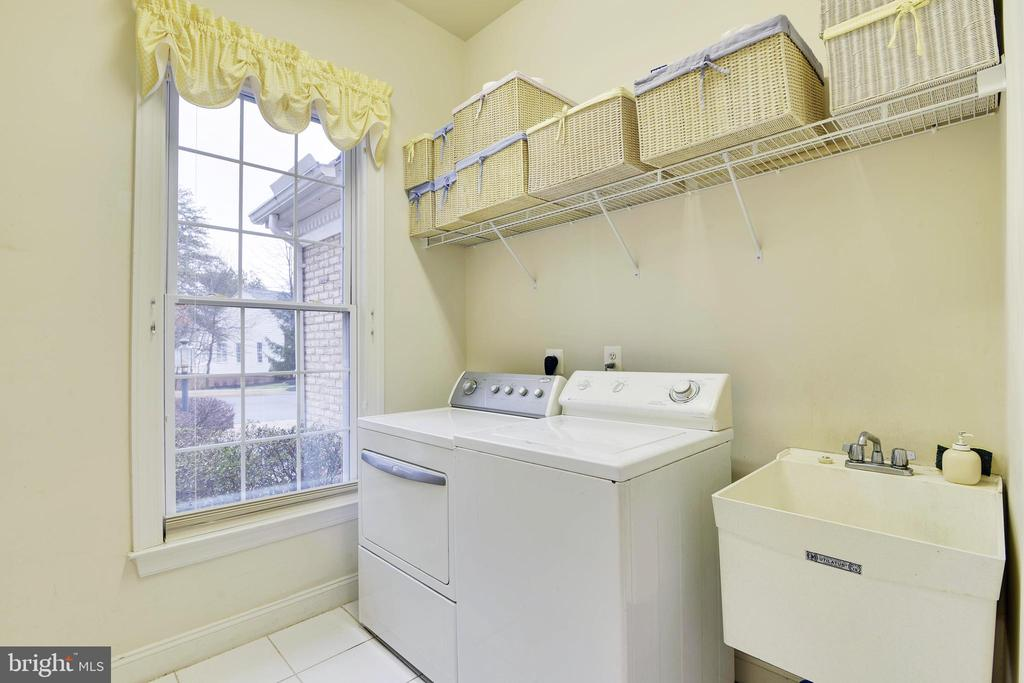 Separate Laundry Room - 5312 TREVINO DR, HAYMARKET