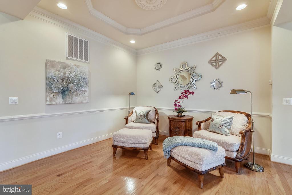 Dining Room / Living Room / Reading Room - 5312 TREVINO DR, HAYMARKET
