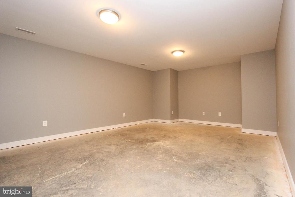 Unfinished room. - 507 HARRISON CIR, LOCUST GROVE