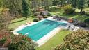 In ground pool in the off season - 37670 CHAPPELLE HILL RD, PURCELLVILLE