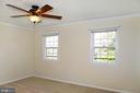 Owner's Bedroom - 8002 LAKE PLEASANT DR, SPRINGFIELD