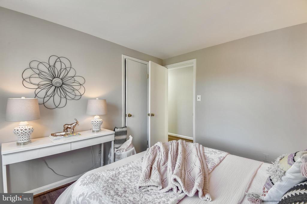 Bedroom 3 - 4206 MOUNT VERNON MEMORIAL HIGHWAY, ALEXANDRIA
