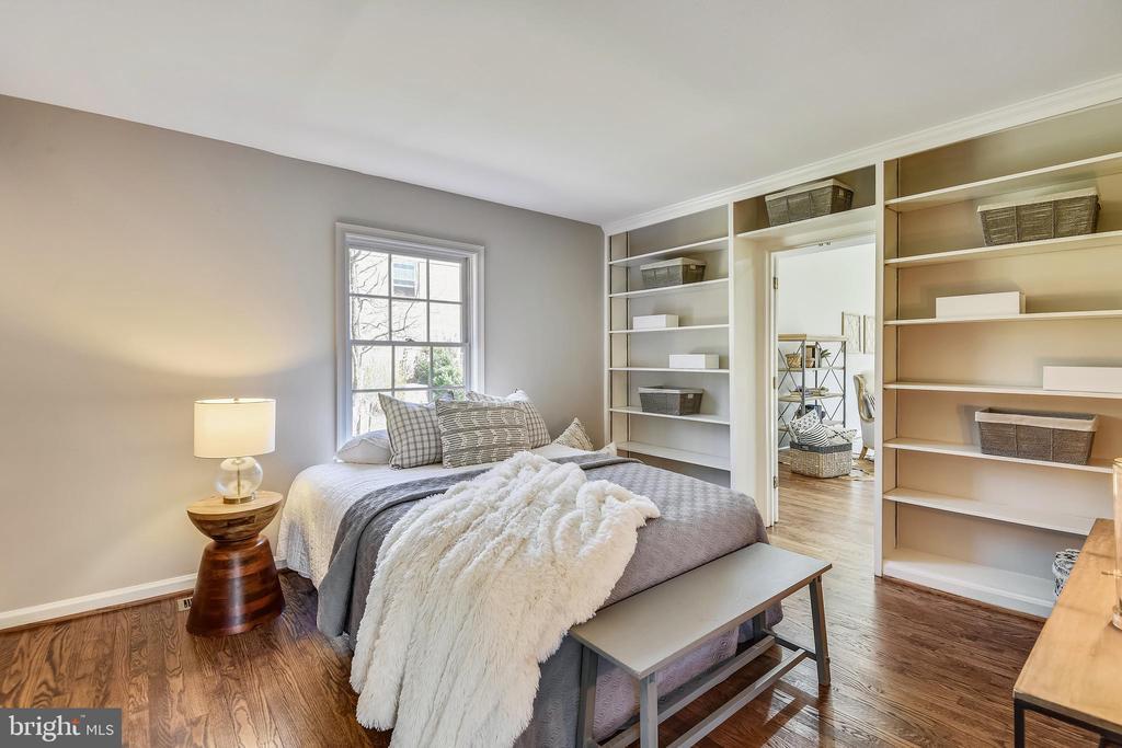 Bedroom on Main Level - 4206 MOUNT VERNON MEMORIAL HIGHWAY, ALEXANDRIA