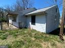 Side of house - 11900 GORDON RD, FREDERICKSBURG