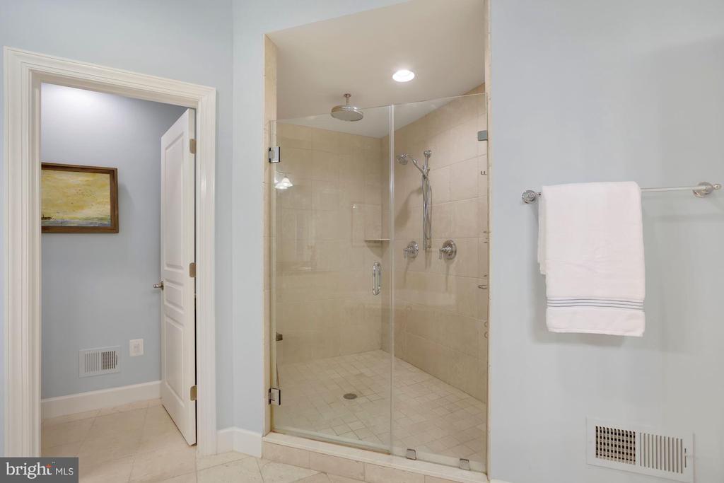 Huge shower - 10286 GREENSPIRE DR, OAKTON