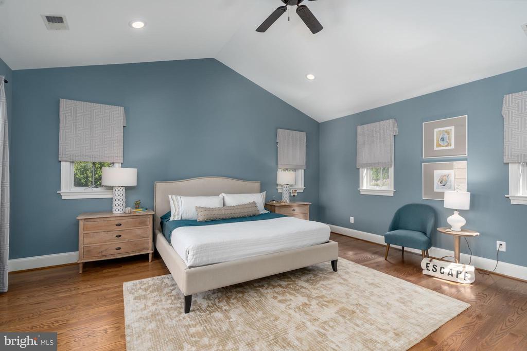 Primary Bedroom - 3179 17TH ST N, ARLINGTON