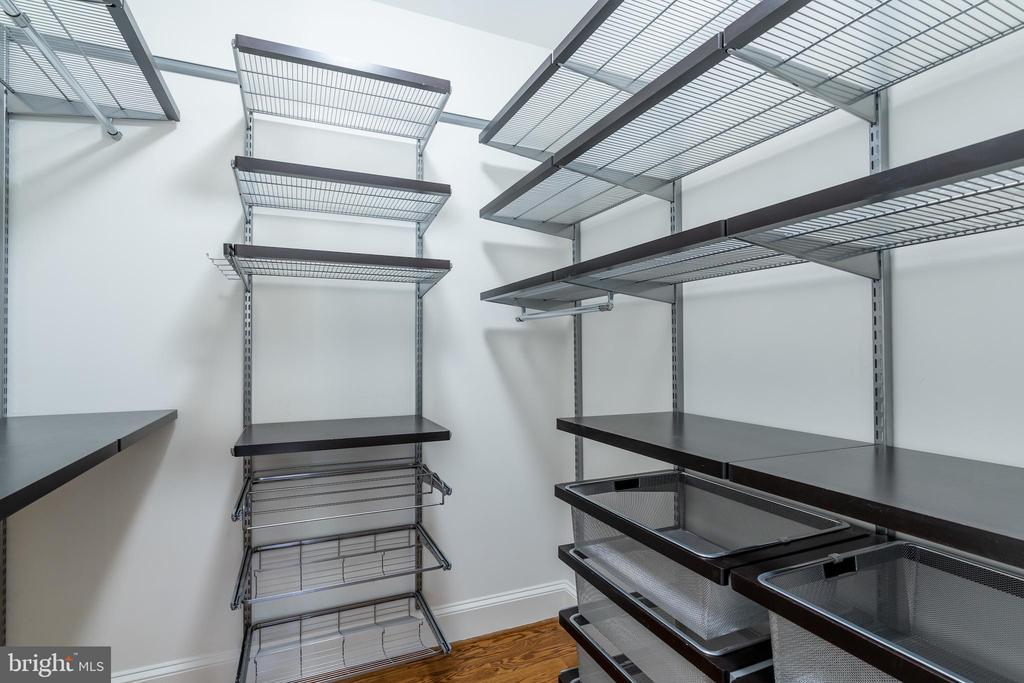 One of Two Walk-in Closets - 3179 17TH ST N, ARLINGTON