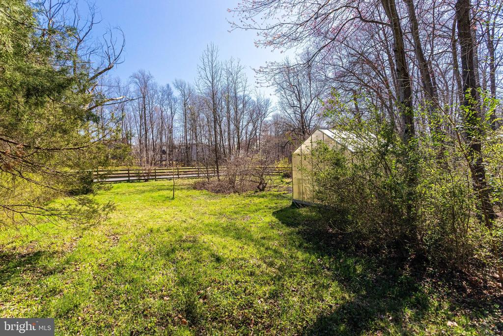 One of Several Sheds on Nearly 1 Acre of Land - 9107 ROOKINGS CT, SPRINGFIELD