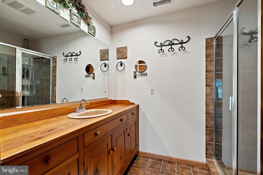 Primary bath - 37670 CHAPPELLE HILL RD, PURCELLVILLE