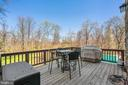 Main house deck - 37670 CHAPPELLE HILL RD, PURCELLVILLE