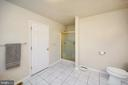 Master Shower - 1106 LAKEVIEW PKWY, LOCUST GROVE