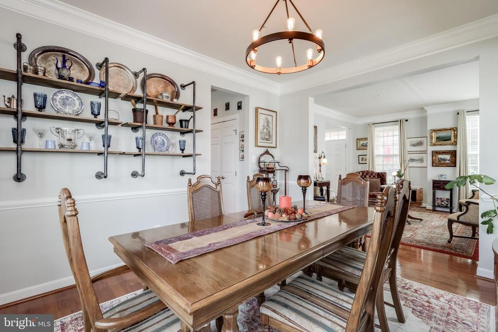 Large Dining Room - 113 MAROON CT, FREDERICK