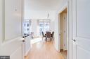 Light-Filled, OPEN Living Space - 820 N POLLARD ST #208, ARLINGTON
