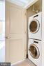 Full-Sized Washer and Dryer in Unit - 820 N POLLARD ST #208, ARLINGTON