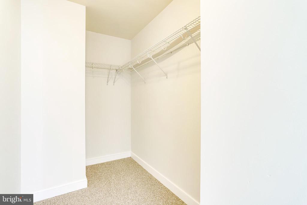 Second Walk-In Closet - 820 N POLLARD ST #208, ARLINGTON