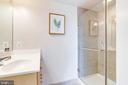 Second Full Bath - Dual-Entry for Guests, too - 820 N POLLARD ST #208, ARLINGTON