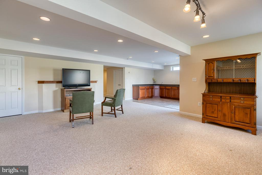 Huge recreation room - 33 BISMARK DR, STAFFORD