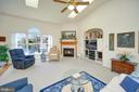 Open and full of natural light - 112 WOODLAWN TRL, LOCUST GROVE