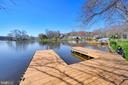 Dock is all ready for your boat - 112 WOODLAWN TRL, LOCUST GROVE