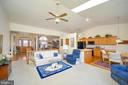 You will be delighted w/ the open living area - 112 WOODLAWN TRL, LOCUST GROVE