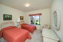 Bedroom #3 lower level - 112 WOODLAWN TRL, LOCUST GROVE