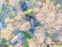 Aerial View - 13219 LANTERN HOLLOW DR, NORTH POTOMAC