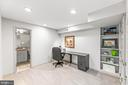 Lower Level Bonus Room with En Suite Bathroom #2 - 13219 LANTERN HOLLOW DR, NORTH POTOMAC