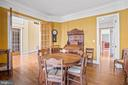 Separate Formal Dining Room - 11170 GEORGES MILL RD, LOVETTSVILLE