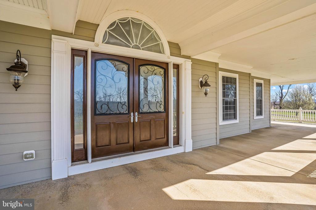 Welcome Home! - 11170 GEORGES MILL RD, LOVETTSVILLE