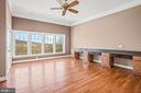 Upstairs Loft/ Learning Center - 11170 GEORGES MILL RD, LOVETTSVILLE