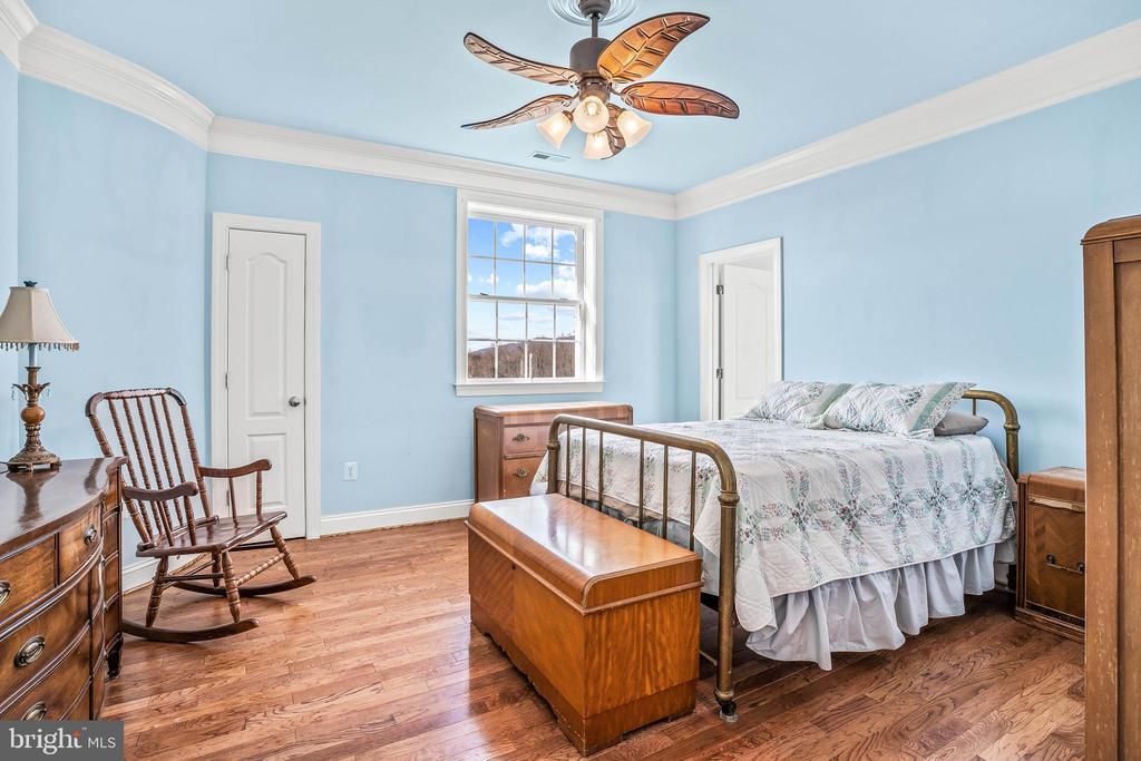 Bedroom #4 - 11170 GEORGES MILL RD, LOVETTSVILLE