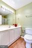 Full bath - 3100 N LEISURE WORLD BLVD #203, SILVER SPRING