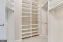 Owners closet - 3100 N LEISURE WORLD BLVD #203, SILVER SPRING
