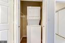 Laundry - 3100 N LEISURE WORLD BLVD #203, SILVER SPRING