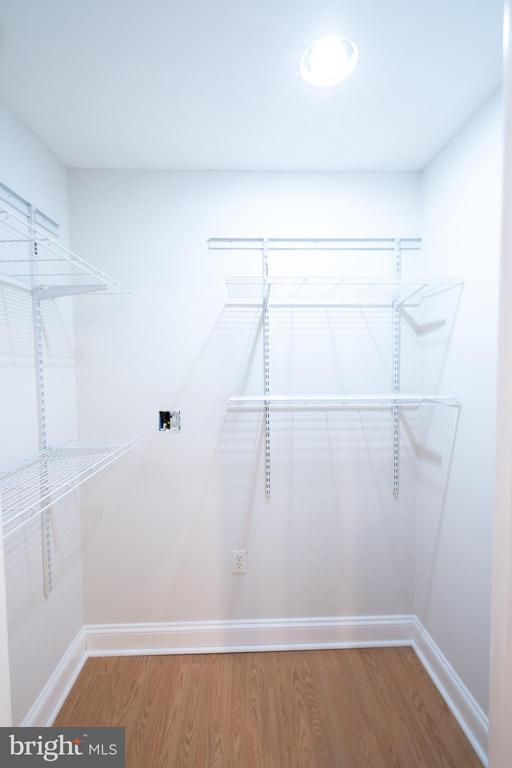 LOWER LEVEL CLOSET - 12649 TERRYMILL DR, HERNDON