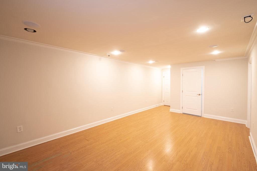 RECREATION ROOM - 12649 TERRYMILL DR, HERNDON
