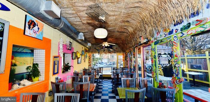 Nearby! Clare & Don's Beach Shack Restaurant - 1201 SEATON LN, FALLS CHURCH