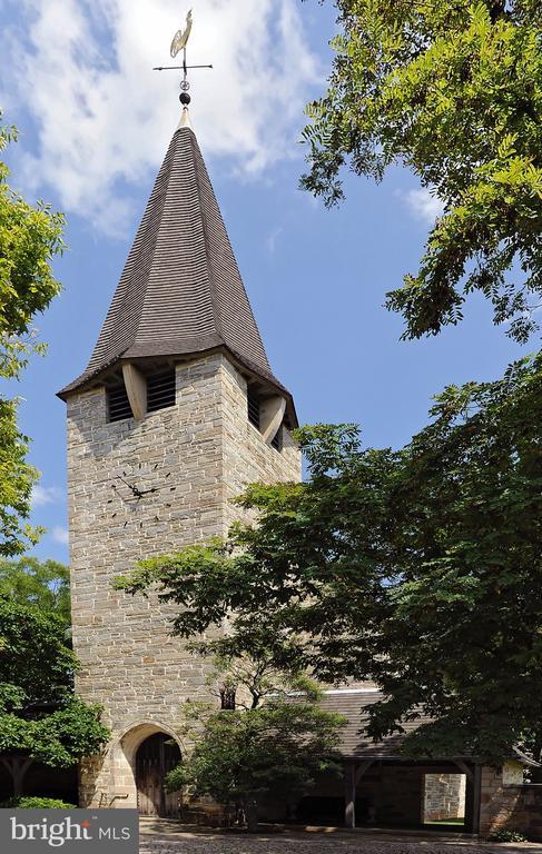 Trinity Episcopal Church built by the Hanbacks - 21943 ST LOUIS RD, MIDDLEBURG