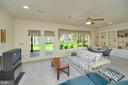 Full of natural light and amazing views - 112 WOODLAWN TRL, LOCUST GROVE