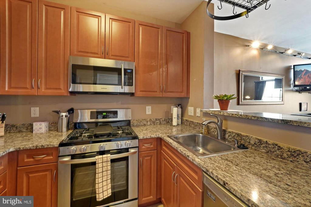 Granite countertops - 1111 25TH ST NW #918, WASHINGTON