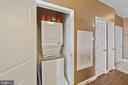 Washer & dryer - 1111 25TH ST NW #918, WASHINGTON
