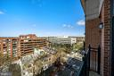 Great view from the 9th story! - 1111 25TH ST NW #918, WASHINGTON