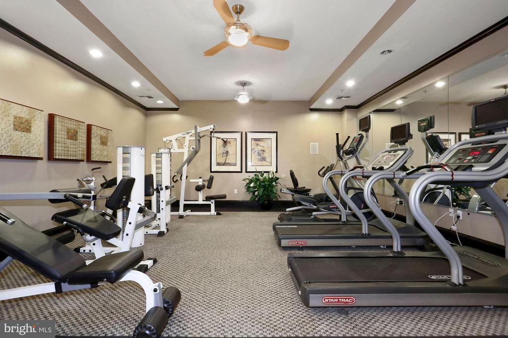 Fitness center - 1111 25TH ST NW #918, WASHINGTON