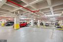 Garage parking conveys! - 1111 25TH ST NW #918, WASHINGTON