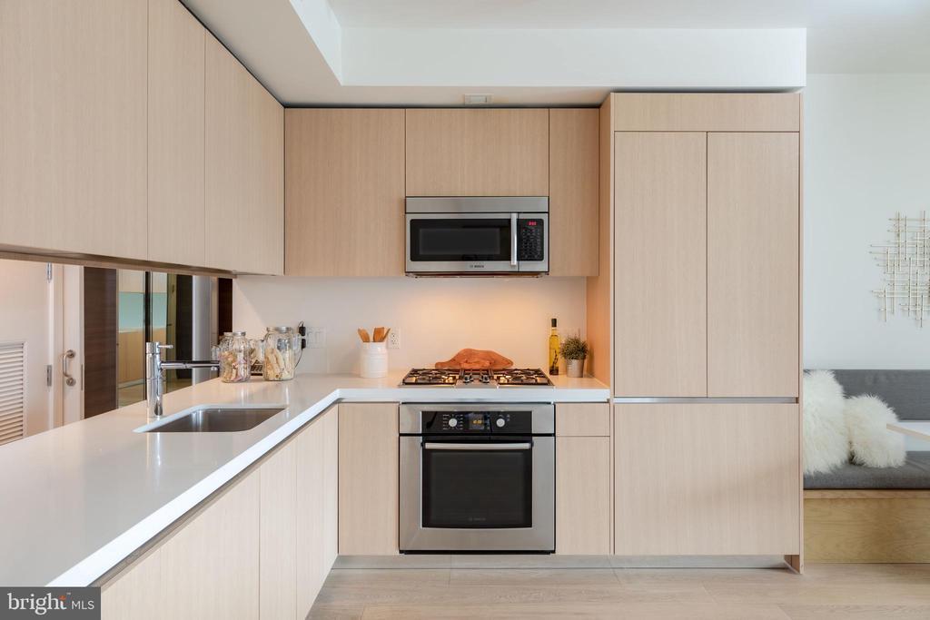 Kitchen - 920 I ST NW #510, WASHINGTON