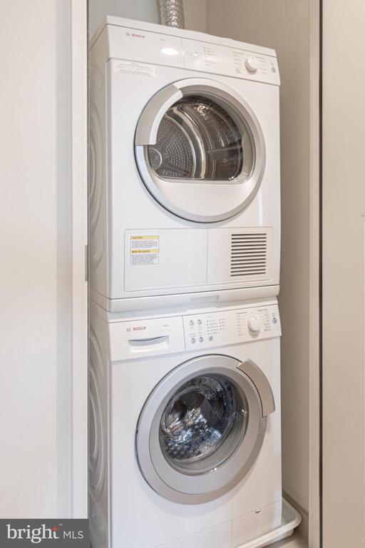 Washer / Dryer in Unit - 920 I ST NW #510, WASHINGTON