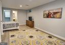Lower Level Recreation Room/Bedroom 4 - 11811 GREAT OWL CIR, RESTON