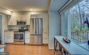 More about the kitchen - 11811 GREAT OWL CIR, RESTON