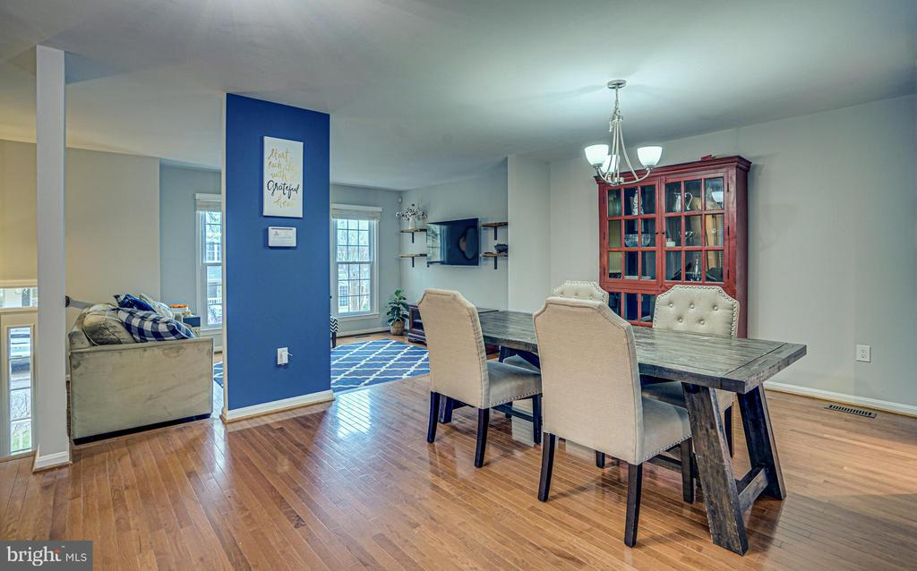 Dining Room - 11811 GREAT OWL CIR, RESTON